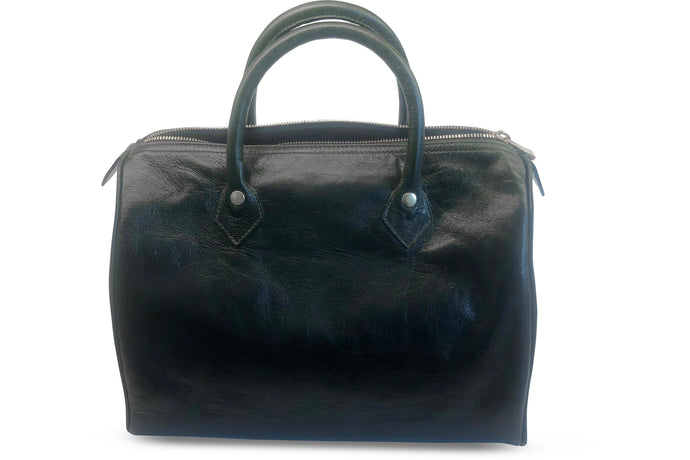 The Bosque Leather Tote