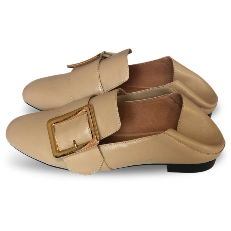 Bosque Flex Loafer - Beige
