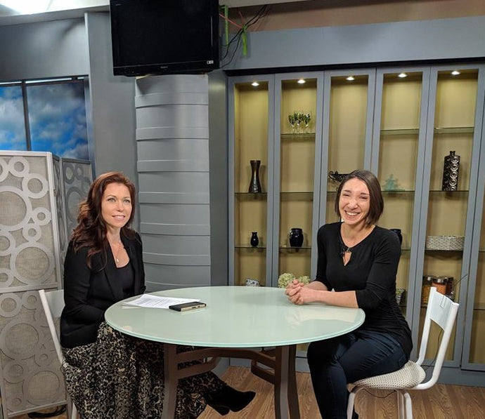 The Eco Well on In Studio TV