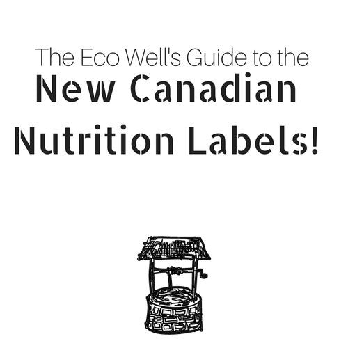 The Eco Well's Guide to Nutrition Labels