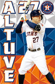 Astros Player Posters