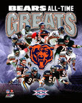 Bears Players - Stars Of The Past
