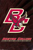 Boston College Eagles Posters