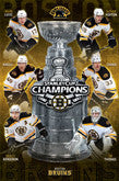 Boston Bruins Stanley Cup Champs Posters
