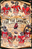 Tampa Bay Bucs Posters