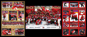 Team Canada Hockey Posters