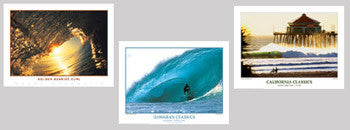 Creation Captured Series Surfing Prints