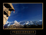 Perseverance and Persistence Motivational Posters