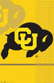 Colorado Buffaloes Posters