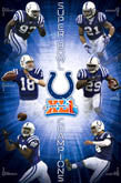 Colts Super Bowl Champs Posters