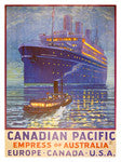 Vintage Travel Poster Reprints