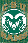 Colorado State Rams Posters