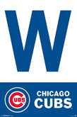 Cubs Logo And Theme Art Items