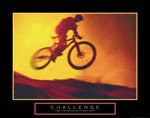 Mountain Biking Theme Posters