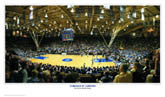 NCAA Basketball Arena Posters