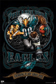 Eagles Theme Art Posters