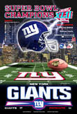 Giants Super Bowl Posters