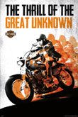 Harley-Davidson Motorcycle Posters
