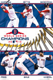 2018 World Series Champions - BOSTON RED SOX