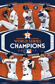 Astros Champions Collection - World Series 2017 Champs!