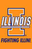 Illinois Fighting Illini Posters