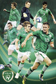 Ireland Football Soocer Posters