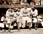 Brooklyn Dodgers Posters