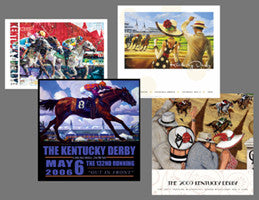 Kentucky Derby Posters