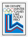Winter Olympic Games Posters
