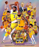 Lakers Championship Posters