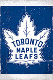 Maple Leafs Team Logo Art Items
