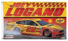 Joey Logano Items