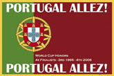 Portugal Soccer Posters