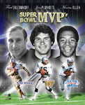 1977 Super Bowl XI Raiders Vikings