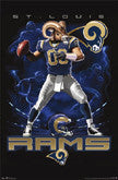 St Louis Rams Posters