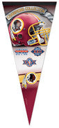 1992 Super Bowl XXVI Redskins Bills