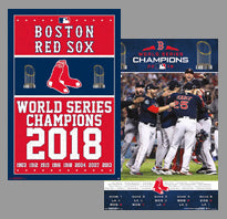 Red Sox Championship Posters