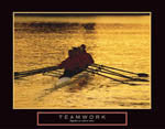 Rowing and Kayaking Posters