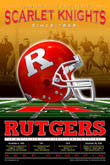 Rutgers Scarlet Knights Posters