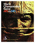 1967 Super Bowl I Packers Chiefs