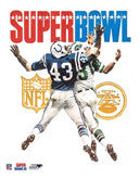 1969 Super Bowl III Jets Colts
