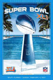 2007 Super Bowl XLI Colts Bears
