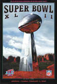 2008 Super Bowl XLII Giants Patriots