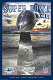 2009 Super Bowl XLIII - Steelers vs Cardinals