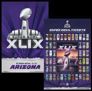 2015 Super Bowl XLIX Patriots vs Seahawks