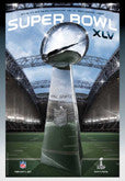 2011 Super Bowl XLV Packers vs Steelers