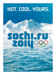 2014 Sochi Russia Winter Olympic Games Posters