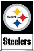Steelers Team Logo Theme Art Items