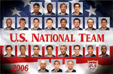 Team Usa Mens Soccer Posters