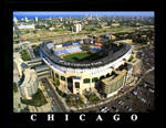 White Sox Stadium Posters